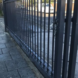 Falling School Gate Court Case March 2020