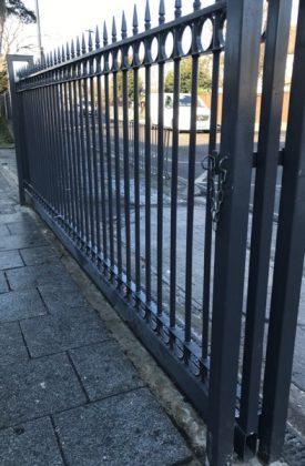 Falling School Gate Court Case March 2020